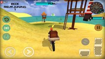 Racing Moto Beach Jumping Games / Race Motocross Bike / Android Gameplay FHD #2