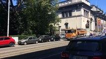 Bruxelles:  une grenade trouvée  rue de la Régence