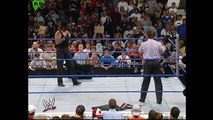 The UnderTaker Attacking with a powerful JBL And his assistants - SmackDown (2004) HD