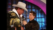 The UnderTaker He appears and asks his JBL assistant Orlando Jordan JBL also threatens steel - SmackDown (2004) HD