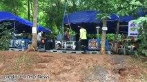 LIVE! ค้นหา ทีมหมูป่า #13ชีวิตต้องรอด ถ้ำหลวง 8.30 น. 2 ก.ค. 2561