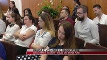 Vlahutin: Mazhoranca ti shtrije doren e bashkepunimit opozites - News, Lajme - Vizion Plus