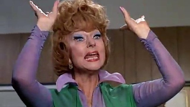 Bewitched S4 E03 - Business, Italian Style