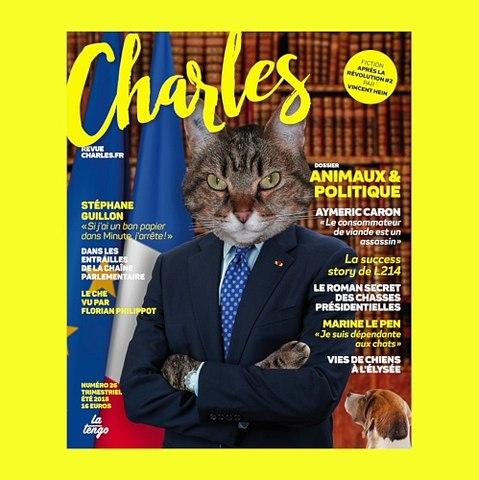 CHARLES 26 POLITIQUE & ANIMAUX - LA BANDE ANNONCE