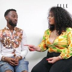 L'interro couple | Jaymax et pembe Cherole