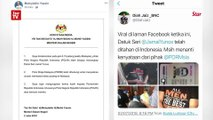 Jamal's 'cat and mouse' game ends in arrest