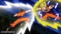 SSj2 Goku vs Mystic Gohan [English Redux]