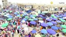 #الجزيرة-موريتانيا/ انتعاش كبير لسوق الملابس في نواكشوط قبل عيد الفطر