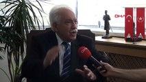 Doğu Perinçek'e göre AKP ve MHP'nin seçimlerde başarılı olmasının nedeni...