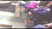 Embrouille dans le public d'un concert de rap - Pusha T