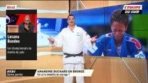 Lecanu vs Bundes du 21-09-18 (ChM 2018 de judo) - Amandine Buchard