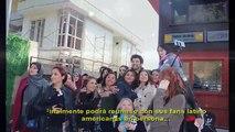 Engin Akyrek llega por primera vez a Latino Amrica - YouTube