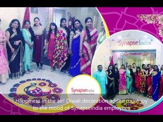 SynapseIndia Celebrations on Diwali 2018