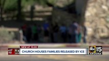 Phoenix Pastor opens church to host immigrant families released by ICE