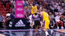 Los Angeles Lakers vs Miami Heat Full Highlights