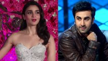 Alia Bhatt breaks silence on her Marriage with Ranbir Kapoor at Lux Golden Rose Awards | FilmiBeat