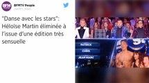 Danse avec les stars : Héloïse Martin éliminée !