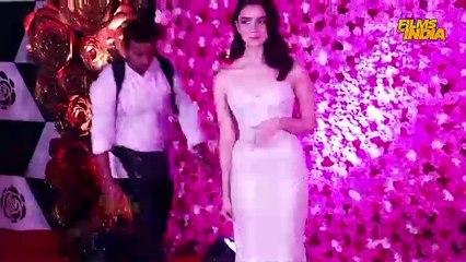 Alia Bhatt switch on the goddess mode at Lux Golden Rose Awards 2018