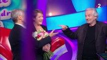 TLMVPSP : Pierre Arditi fait une surprise à la championne Marie-Christine - 18/11/18