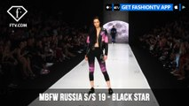 Black Star Mercedes Benz Fashion Week Russia Spring/Summer 2019 | FashionTV | FTV