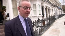 Michael Gove urges people to 'get behind' Theresa May