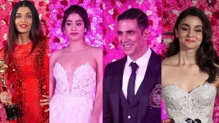 Aishwarya Rai, Kareena Kapoor, Alia Bhatt switch on the goddess mode at Lux Golden Rose Awards 2018