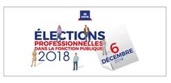 Elections professionnelles 2018 - Unipef