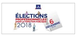 Elections professionnelles 2018 -  SPELC