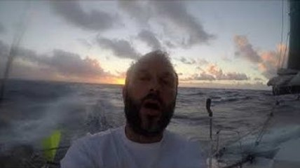 vidéo du bord - AYMERIC CHAPPELLIER - Aïna ENFANCE & AVENIR