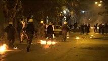 Athènes sous tension pour le 45e anniversaire du soulèvement contre la dictature militaire