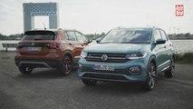 VÍDEO: ¿Cuál es mejor, un VW T-Roc o un VW T-Cross?