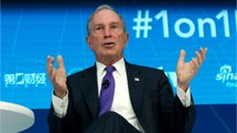 Michael Bloomberg Gives $1.8 Billion To Johns Hopkins University