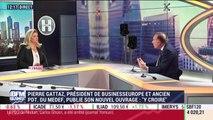 """""""Y croire"""", le nouvel ouvrage de Pierre Gattaz - 19/11"""