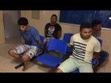 Operação das Polícias Civil e Militar prende 4 homens em Tailândia acusados por tráfico de drogas