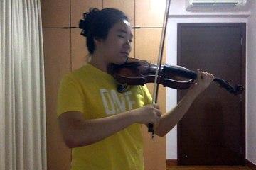 Mozart Violin Concerto No. 5  1st Mvt