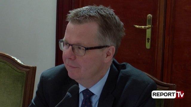 Report Tv-Komisioni i Venecias në Tiranë, PD: Veting politikanëve/ PS: Presim opinionin e ekspertëve