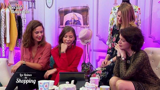Les reines du shopping : Cristina Cordula et ses candidates prêtes pour le réveillon 2019 !