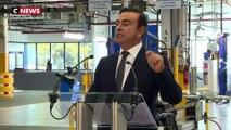 Carlos Ghosn, soupçonné d'avoir dissimulé des revenus au fisc, arrêté au Japon