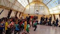 Danse plateau U7 baby-basket Fontainebleau