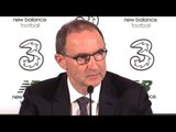 Republic of Ireland v Northern Ireland - Martin O'Neill Full Post Match Press Conference