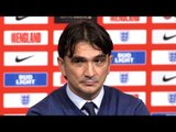 England 2-1 Croatia - Zlatko Dalic Full Post Match Press Conference - UEFA Nations League