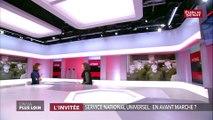 Serice national universel : entretien avec Marie Trellu-Kane (en intégralité)