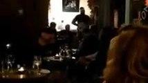 Sylvie Vartan en concert privé au Cappuccino à Liège