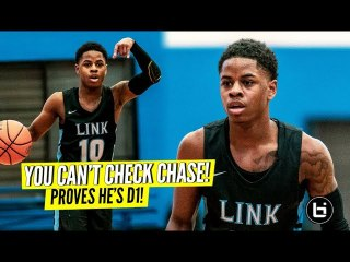 You Can't Check Chase Adams! Proves He's D1 vs TOP Competition! Full Highlights!