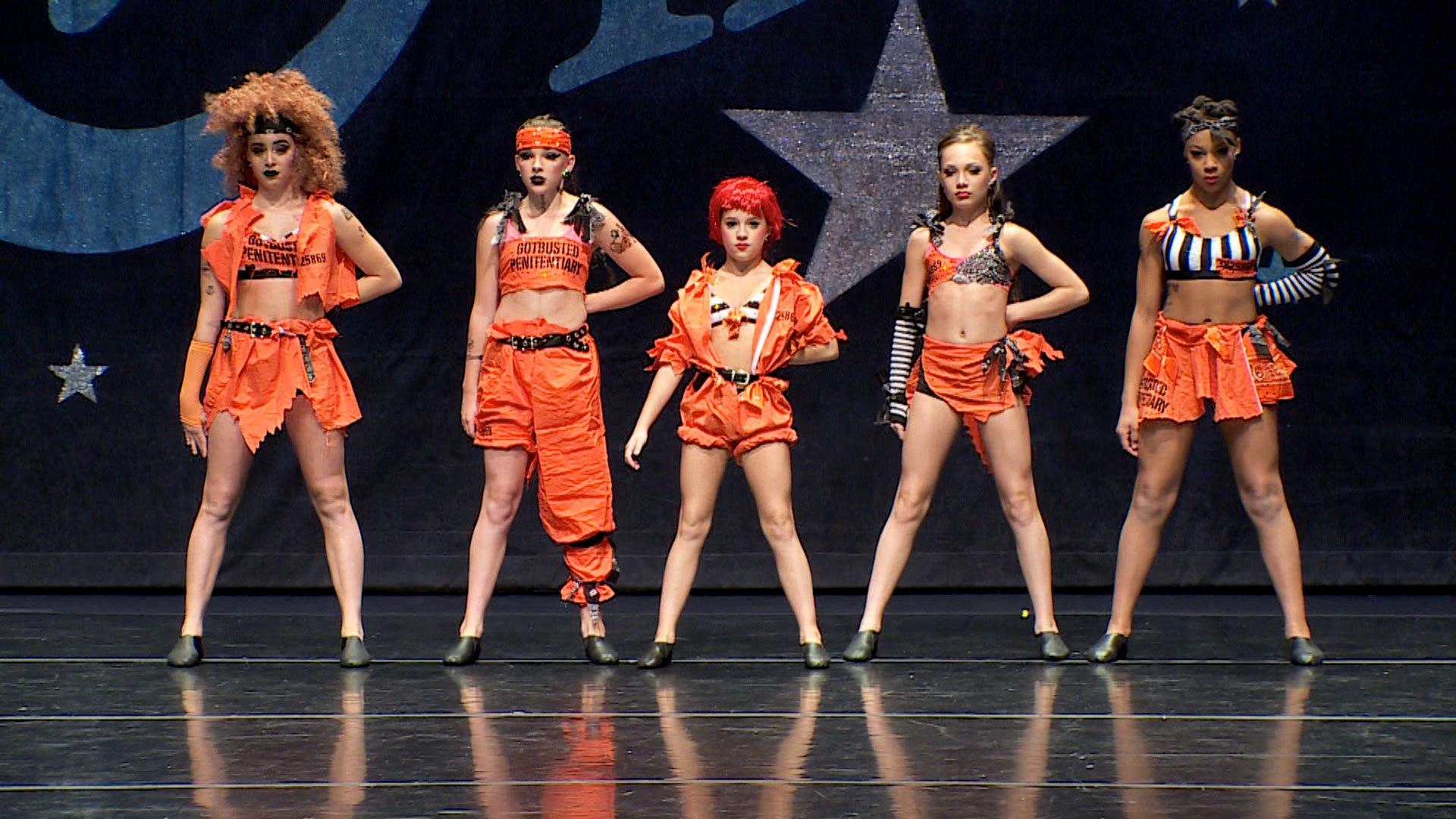 Dance Moms Group Dance Stomp The Yard Video Dailymotion