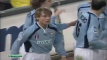 Pavel Nedved ● Goals and Skills ● SS Lazio 4:1 Juventus ● Serie A 2000/01