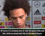 Germany will come back stronger after UEFA Nations League relegation - Sane