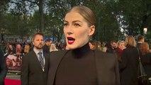 Rosamund Pike And Richard Madden And Rising Star Awards
