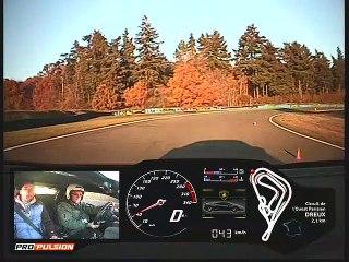 Votre video de stage de pilotage  B021181118PP0060