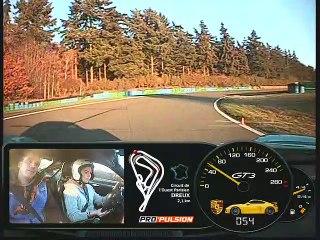 Votre video de stage de pilotage  B021181118PP0061